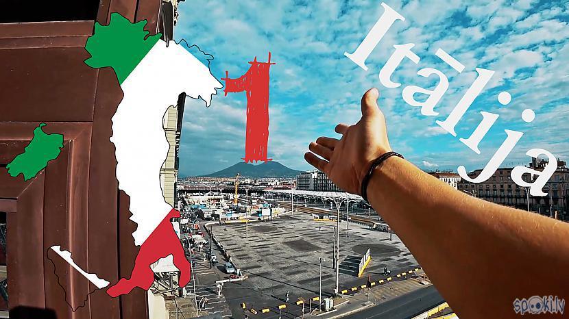 Autors: Nukapa Spontānais ceļojums uz Itāliju | Iepazīšanās #1
