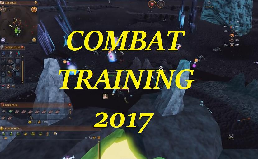 Autors: Lil Teemo RS3 F2P/P2P wild combat training guide 2017