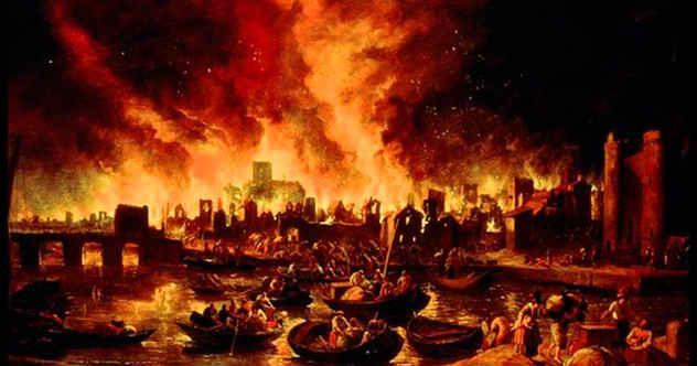 Ugunsgrēkā bija neticami maz... Autors: Plane Crash central Pārsteidzoši fakti par Lielo Londonas ugunsgrēku 1666. gadā