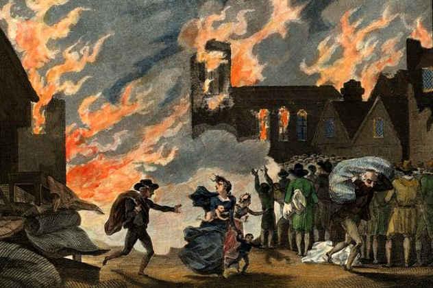 Londonas lordmērs izsmēja... Autors: Plane Crash central Pārsteidzoši fakti par Lielo Londonas ugunsgrēku 1666. gadā