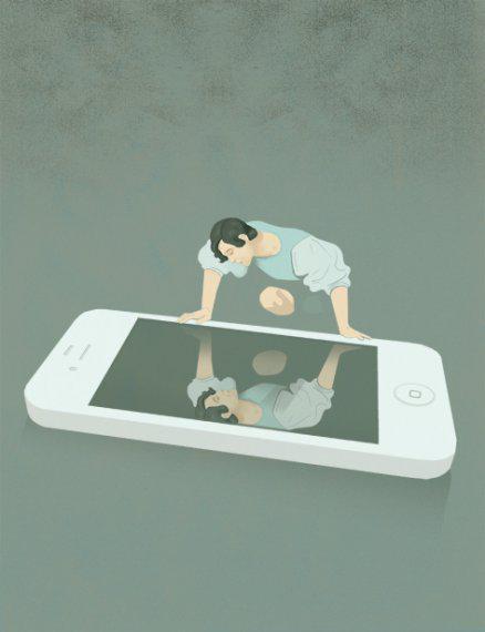 Mūsdienu Dorians Autors: 100 A 20 satīriskas ilustrācijas, kas precīzi ataino mūsdienu sabiedrību!