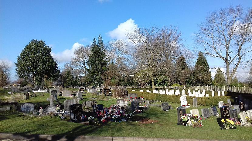 Worcester krematorijas... Autors: Griffith Visādi foto - dzīve Anglijā.
