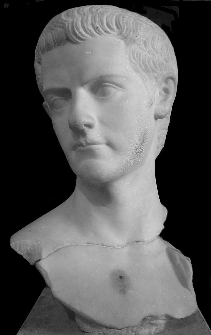 Imperators Kaligula ... Autors: Plane Crash central Jocīgākās valdnieku iesaukas