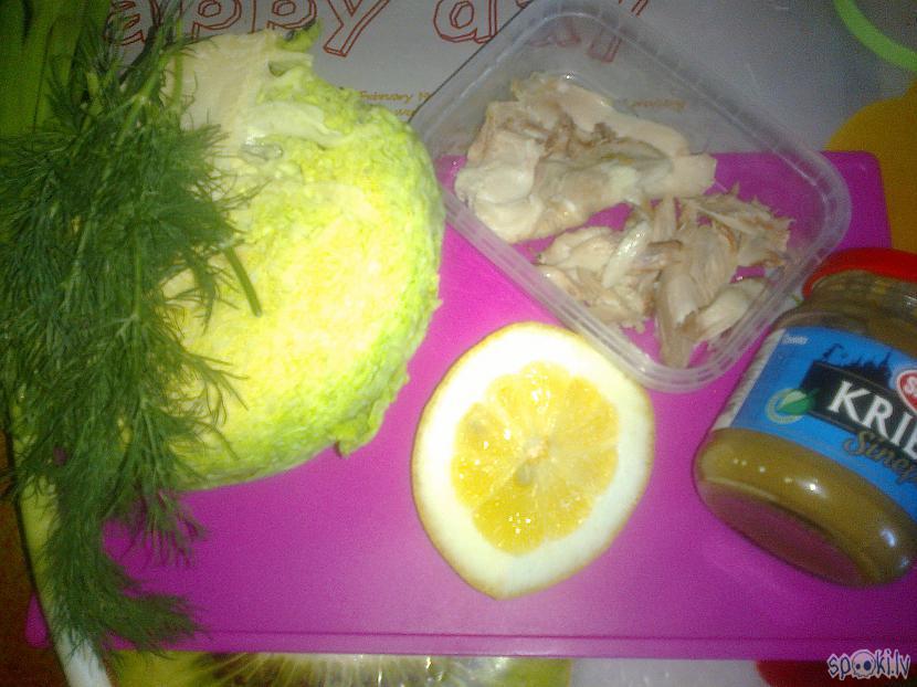 Nākamajā dienā tapa salāti ... Autors: ezkins Māmiņdienas cienasta miniversija