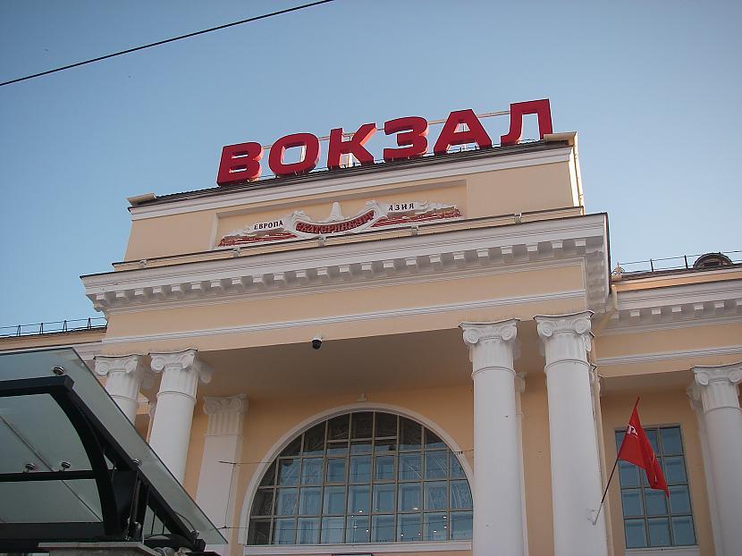 Autors: Pīters Parkšs Pa Transsibīrijas dzelzceļu no Vladivostokas uz Maskavu (7. daļa)