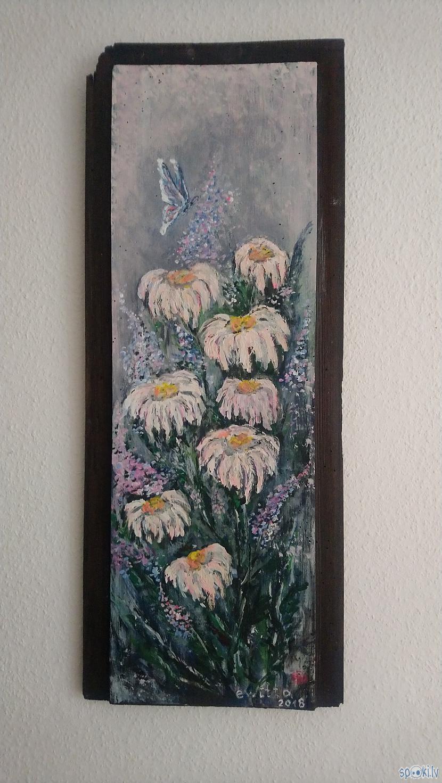 baltas puķes  tas pats... Autors: azulum Vēl daži zīmējumi