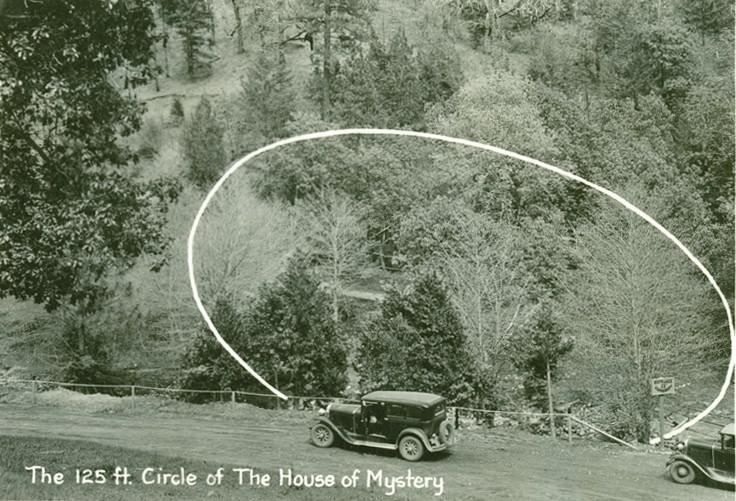 Neskatoties uz to ka daži to... Autors: Lestets Oregonas virpulis - vieta, kur gravitācija izspēlē jokus