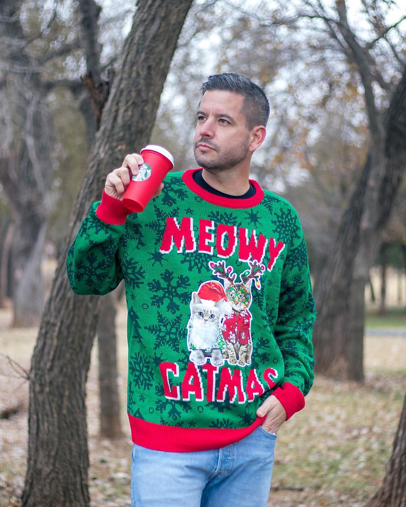 laquoMani netīscaronām... Autors: matilde 7 episkas pozas Ziemassvētku fotosesijai, kas Tev obligāti šogad jāizmēģina