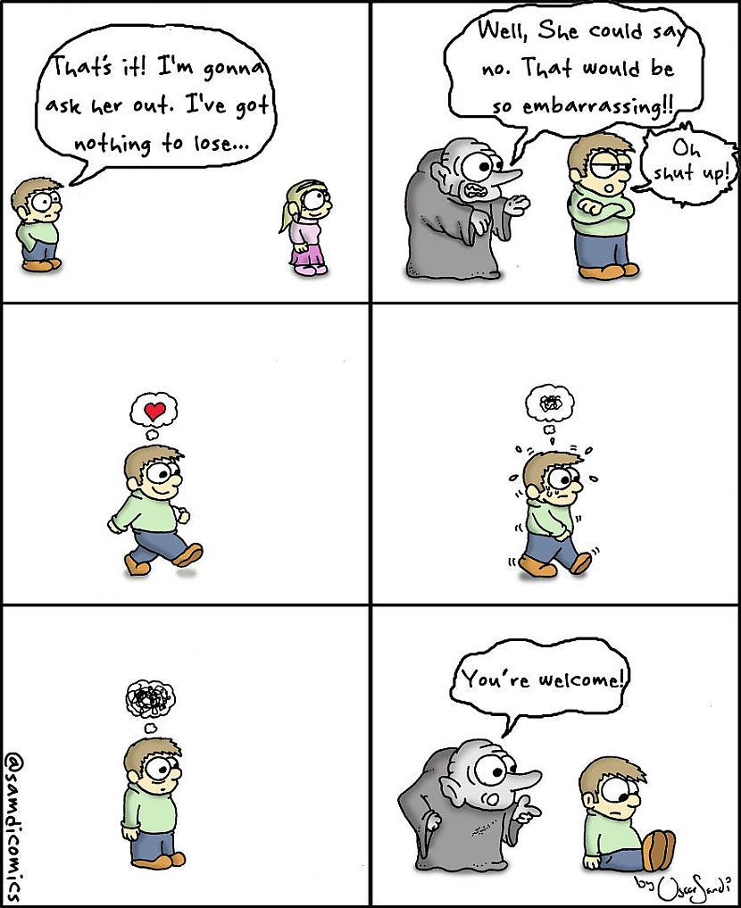 Autors: Pīters Kvils Komiksiņi tavam rītam