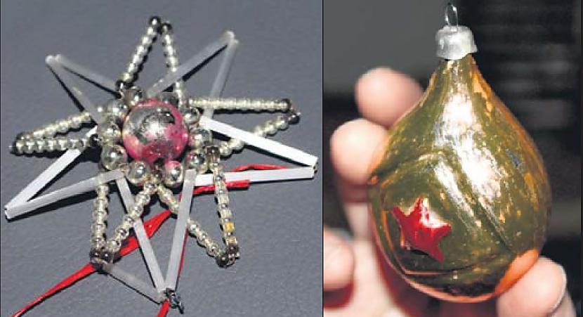 Arī eglīscaronu rotājumiem ir... Autors: pyrathe Eglīšu rotājumi – laikmeta liecība