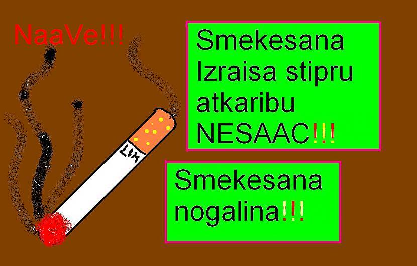 nbspciganbsp Autors: chepumiņš11 Kā pagatavot veselīgas cigaretes?