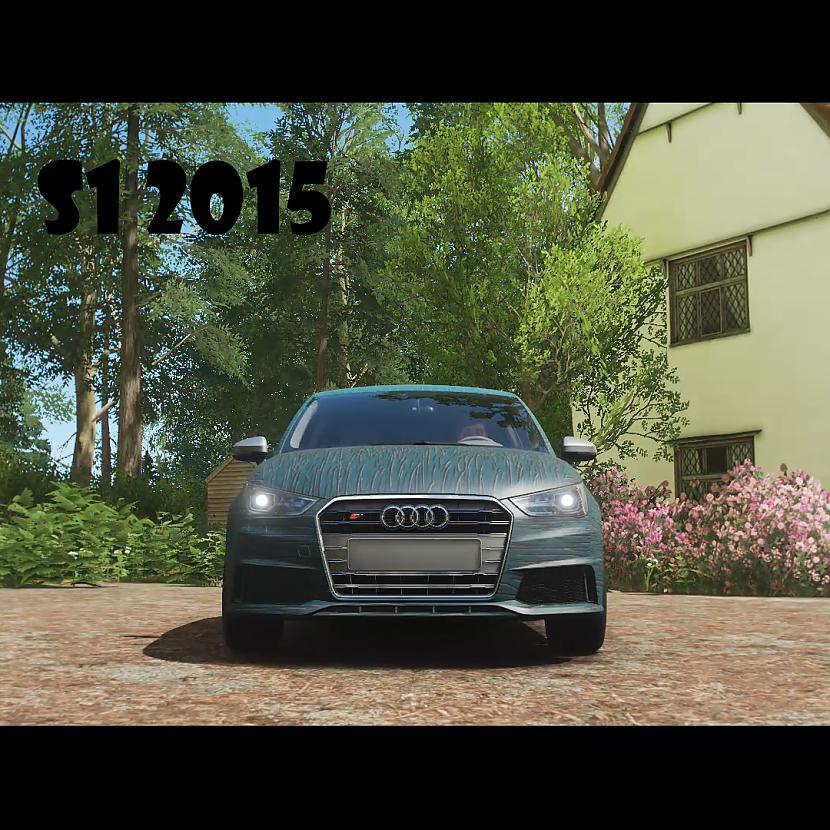 Autors: Fosilija Forza Horizon 4: Audi S1 2015