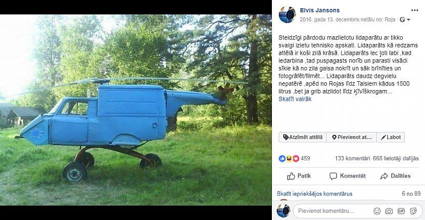 Lūk ekrānscaronāviņscaron no... Autors: esmupozitivs Kāds vīrietis steidzīgi vēlas pārdot mazlietotu lidaparātu
