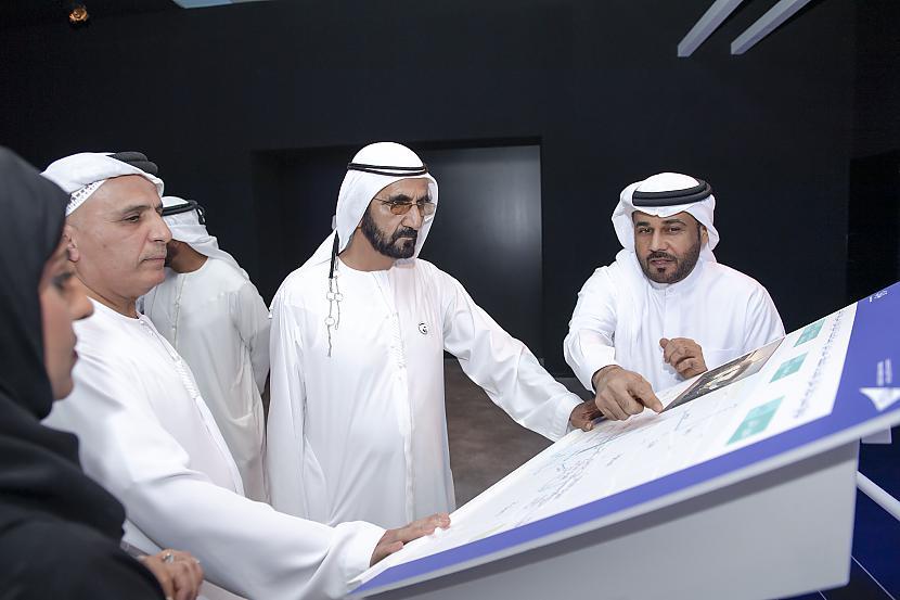 Sheikh Zayed Road krastmala... Autors: The Next Tech Skyway 63