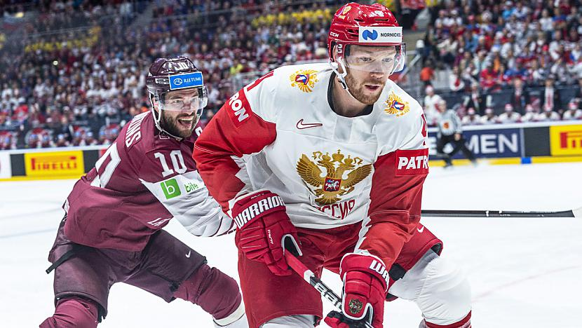 Čehi uzņem... Autors: Hokeja Blogs Tiesneši nesvilpj un Latvijas izlasei cerības sarūk