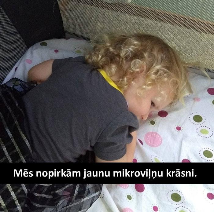 Autors: matilde Vecāki dalās ar dīvainajiem iemesliem, kāpēc viņu bērns sāka raudāt