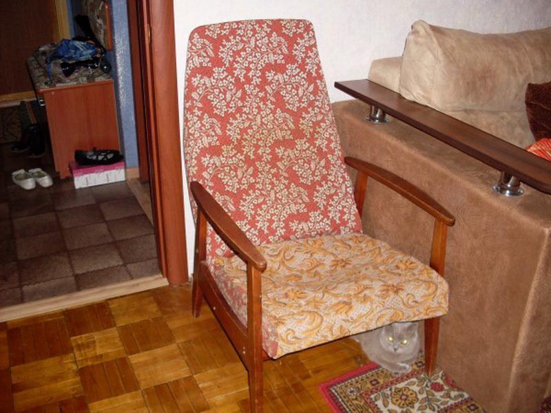 """Padomju krēsli Tipiskā pazīme ... Autors: Lestets Šausmas ar nosaukumu """"padomju mēbeles"""""""