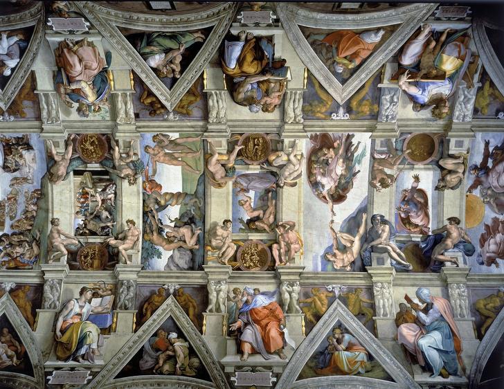 nbspSiksta kapellu nedrīkst... Autors: Lestets 15 fakti par Vatikānu, kuriem ir ļoti grūti noticēt