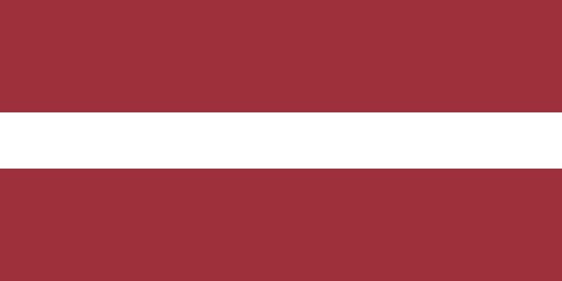 Latvijas karogs ir viens no... Autors: Buck112 100 interesanti fakti par Latviju