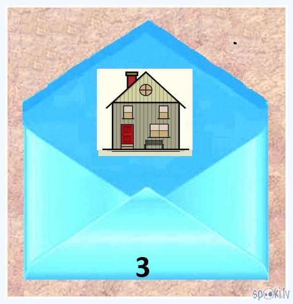 3 Viss kas saistīts ar mājām... Autors: rasiks Tev jauna vēstule