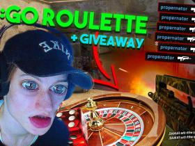 CS:GO Roulette (1 kill = 1 spin) + Knife Giveaway