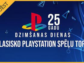 SideQuest klasisko PlayStation spēļu tops!