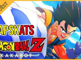 Dragon Ball Z: Kakarot video apskats
