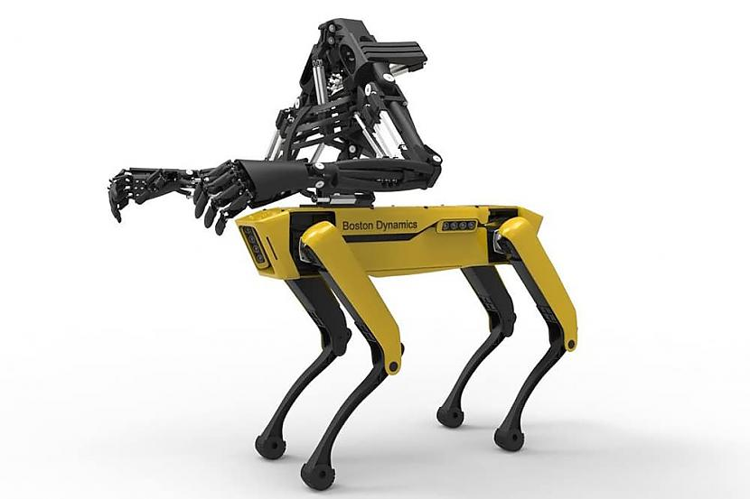 Autors: spoks0 Boston Dynamics vs. Black Mirror: Metalhead. Sargājiet no bērniem! ;)