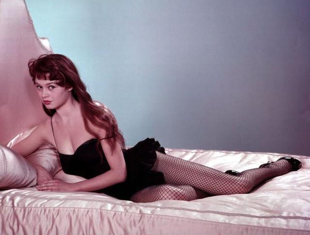 Brigitte Bardot Autors: Epicentrs Meitenes ar tīkliņiem