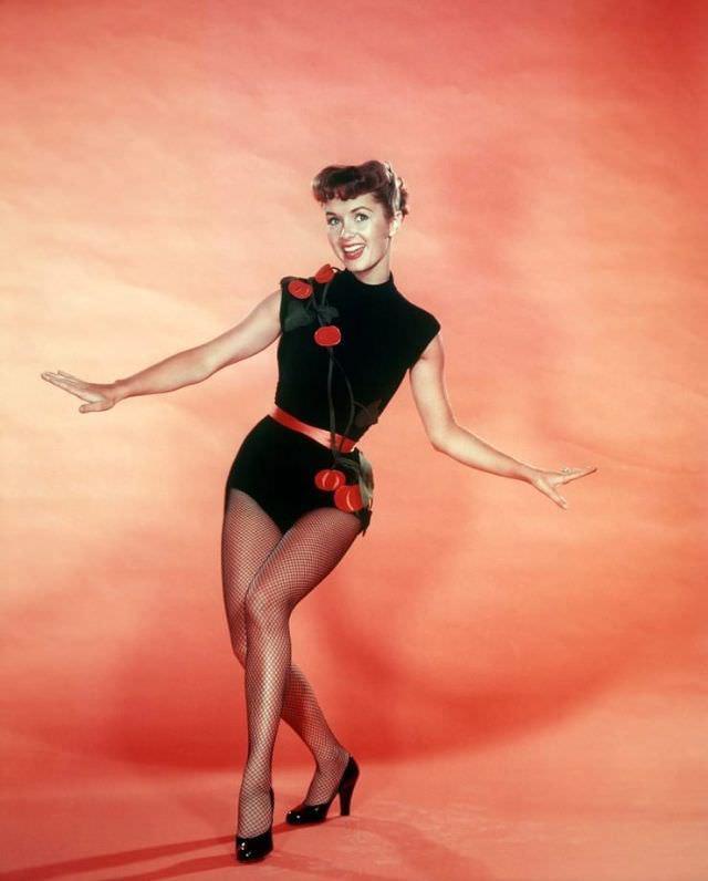 Debbie Reynolds Autors: Epicentrs Meitenes ar tīkliņiem