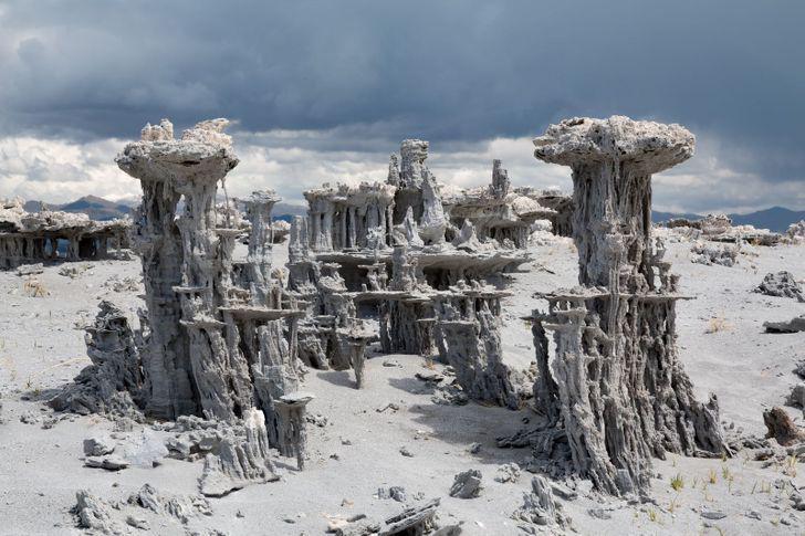 Smilscaronu tufas veidojumi... Autors: Lestets Neticami, ka šīs 30 fotogrāfijas ir uzņemtas tepat uz Zemes