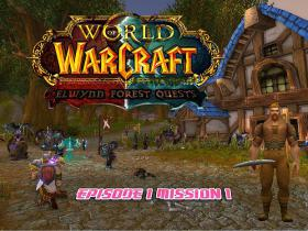 WoW Battle for Azeroth: Elwynn Forest S1 E1 Quest Beating Them Back!