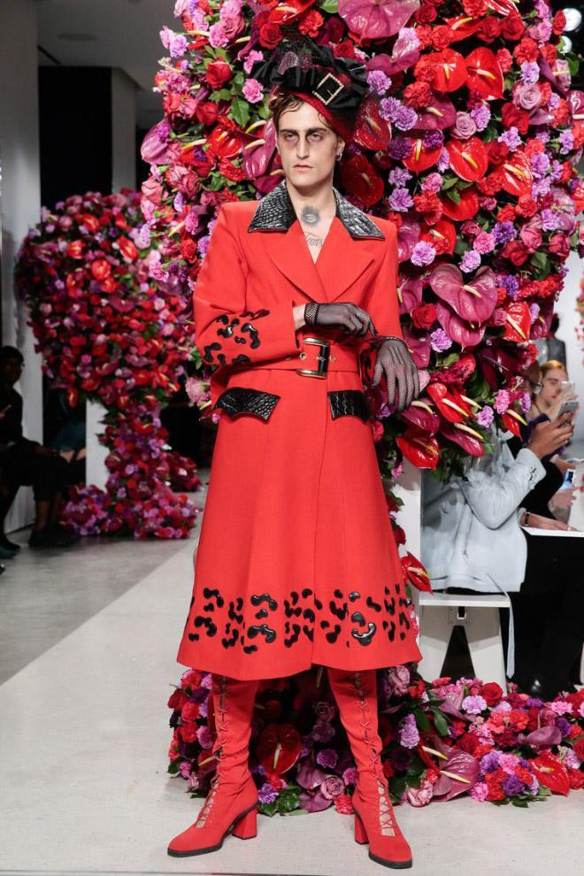 Autors: Fosilija Vasaras 2020. gada vīriešu modes kolekcija: svārki un kleitas! 😱