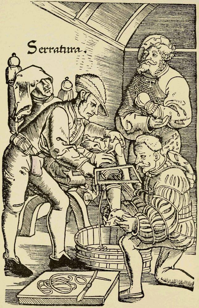 Mūks Teodorihs ieviesa... Autors: Patrīcija Jolkina Viduslaiku slimības un medicīna Baltijā
