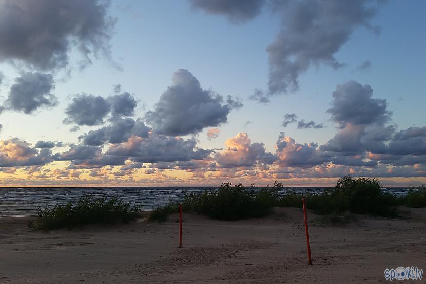 Autors: pyrathe Ar metāla detektoru pa pludmali 2020 (augusts)