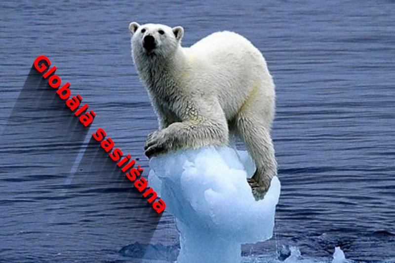 Autors: Strāvonis Globālā sasilšana un ģeoinženieriskie risinājumi