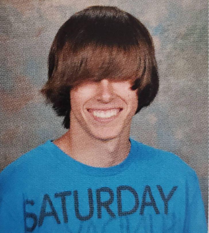 Mans puisis 10 klasē bija... Autors: The Diāna 20 reizes, kad cilvēki gribēja justies nostalģiski, bet beigās izplūda smieklos