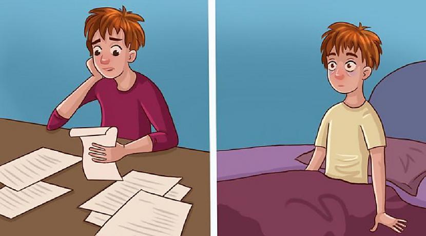 Hipniskā raustīscaronanās ir... Autors: Lestets Kāpēc aizmiegot mēs mēdzam pēkšņi pamosties?
