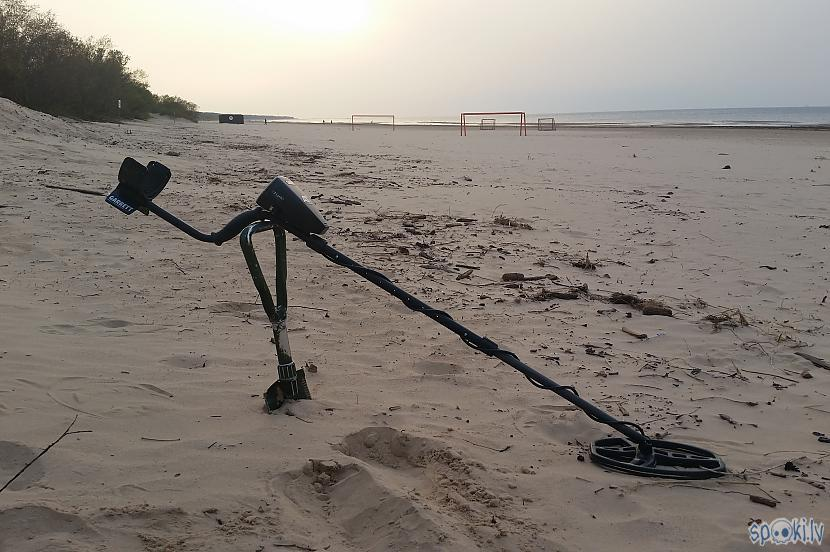 Rudens kā rudens  tukscarona... Autors: pyrathe Ar metāla detektoru pa pludmali 2020 (oktobris)