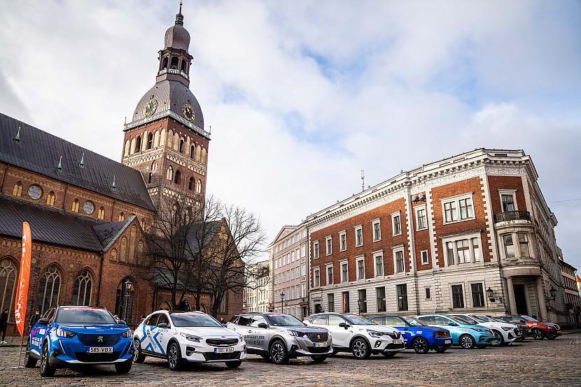 """Autors: iAutoLV Šogad pieteikts rekordliels elektroauto skaits konkursā """"Latvijas Gada auto 2021"""