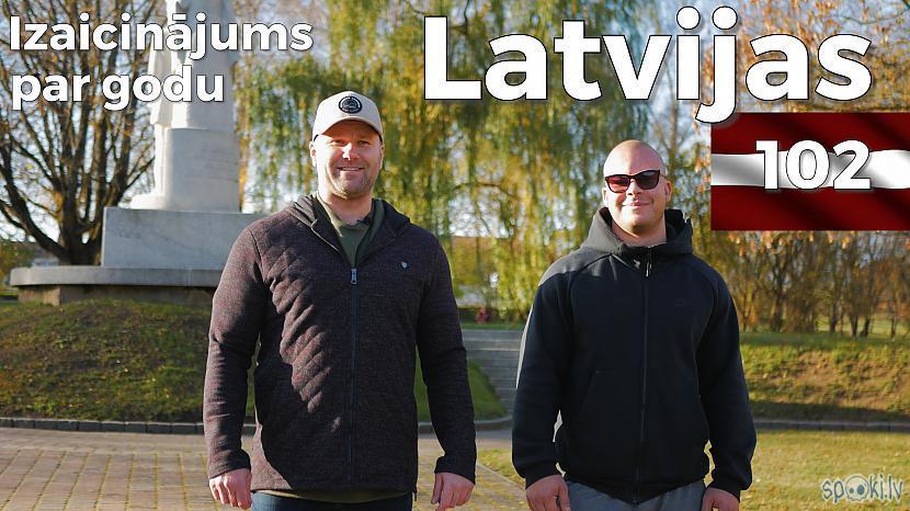 Autors: Disko07 Par godu Latvijas 102.gada dienai!