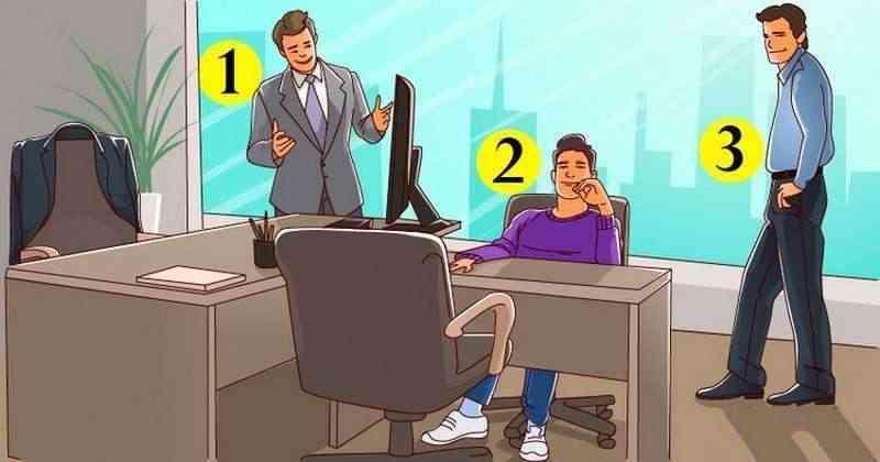 Kurscaron ir scaronī kabineta... Autors: Zibenzellis69 Loģikas tests. Kurš ir šī kabineta saimnieks?