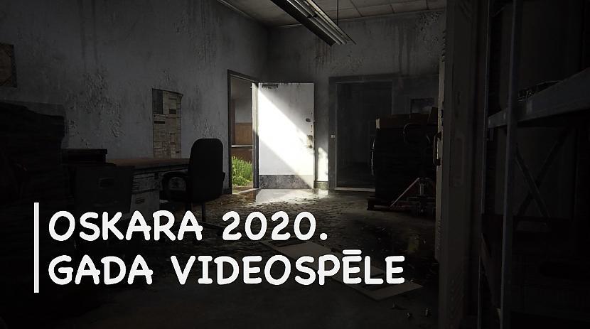 Autors: Skhen Oskara piecas labākās videospēles 2020. gadā