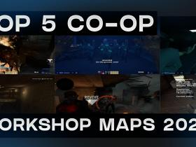 Top 5 CO-OP mapes cs:go!