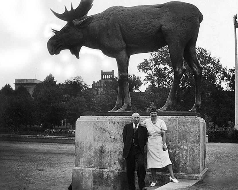Vēl viens Tilzītes simbols ... Autors: Lestets Kā Tilzīte kļuva par Sovetsku un pilsētas traģiskās pārvērtības