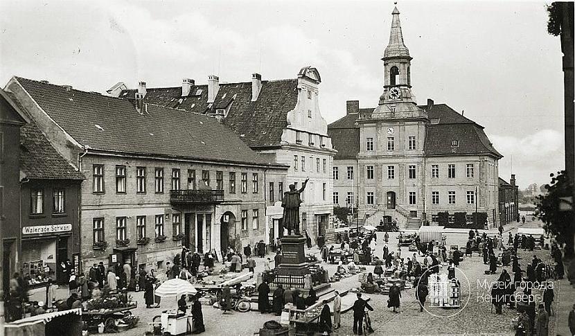 Scaronis ir pilsētas... Autors: Lestets Kā Tilzīte kļuva par Sovetsku un pilsētas traģiskās pārvērtības