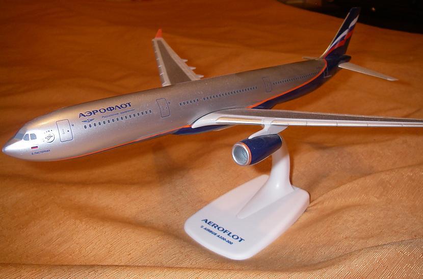 Aeroflot ir Krievijas... Autors: Sandis Bsn Lidmašīnas
