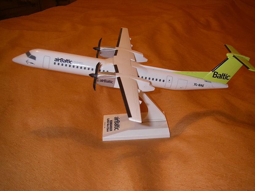 AirBaltic ir Latvijas... Autors: Sandis Bsn Lidmašīnas