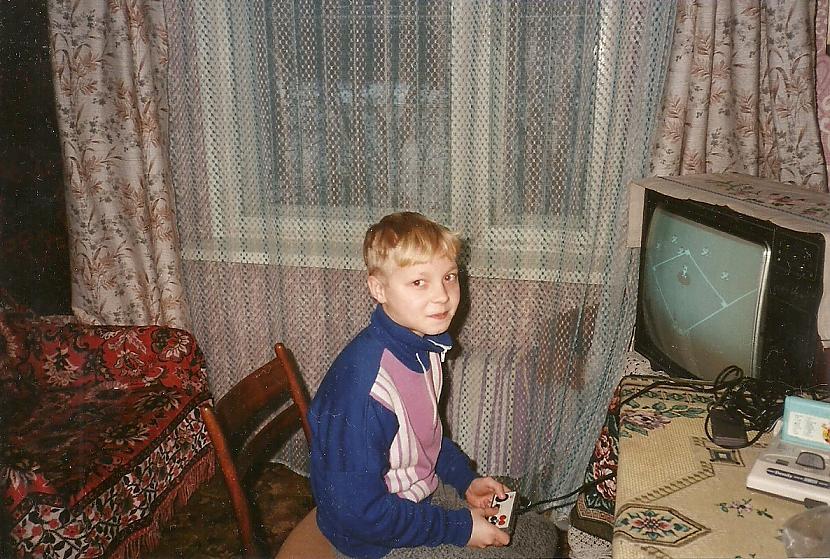 Pirms datoriem pirms spēļu... Autors: Lestets Kā tas bija: 90-tie gadi Krievijā