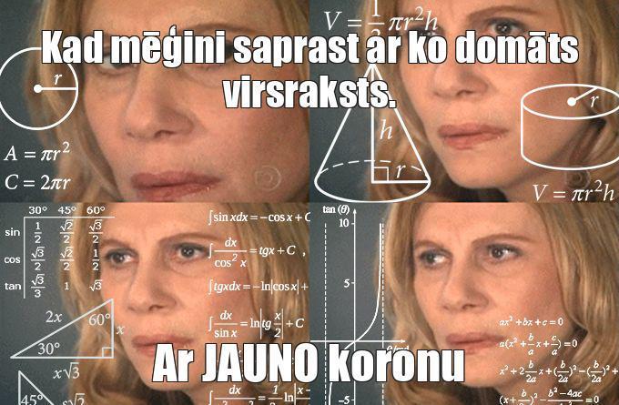 Autors: Pūkainais mērglis Memes